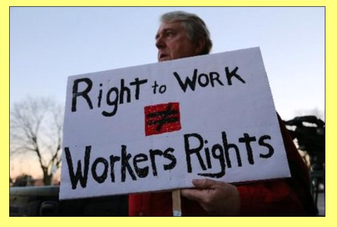 Right to Work Laws