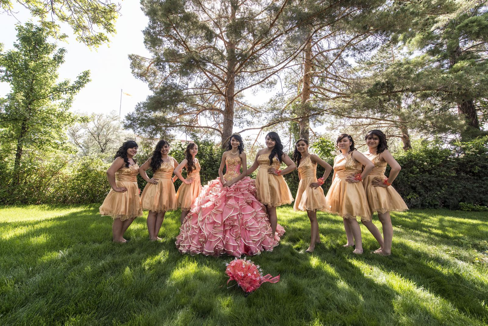 quinceanera, events