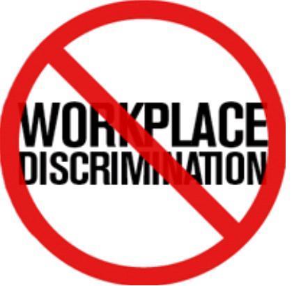 discrimination or harassment