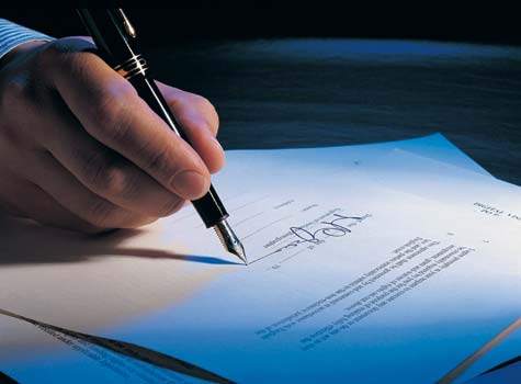 Contracts and Business Agreements