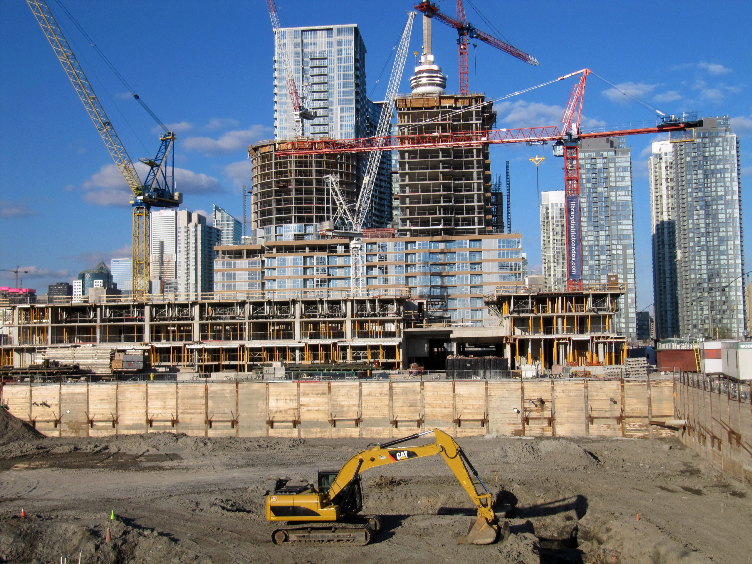 commercial construction planning