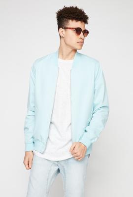 men fashion pastel bomber jacket