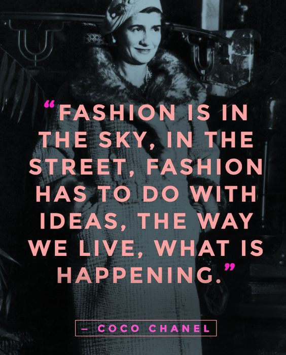 Definition of Fashion
